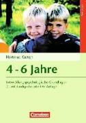 Cover-Bild zu Frühe Kindheit - Psychologie. 4-6 Jahre von Kasten, Hartmut