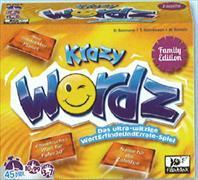 Cover-Bild zu Krazy Wordz Family Edition von Baumann, Dirk