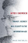 Cover-Bild zu After Snowden (eBook) von Goldfarb, Ronald