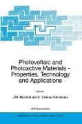 Cover-Bild zu Photovoltaic and Photoactive Materials von Marshall, Joseph M. (Hrsg.)
