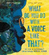 Cover-Bild zu What Do You Do with a Voice Like That? von Barton, Chris