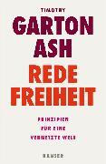 Cover-Bild zu Garton Ash, Timothy: Redefreiheit (eBook)