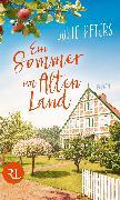 Cover-Bild zu Peters, Julie: Ein Sommer im Alten Land (eBook)