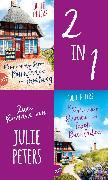 Cover-Bild zu Peters, Julie: Mein wunderbarer Buchladen am Inselweg & Mein zauberhafter Sommer im Inselbuchladen (eBook)