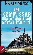 Cover-Bild zu Dries, Maria: Der Kommissar und der Orden von Mont-Saint-Michel (eBook)