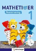 Cover-Bild zu Mathetiger Basistraining 1 von Laubis, Thomas
