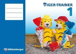 Cover-Bild zu Tiger-Trainer 1 von Laubis, Thomas