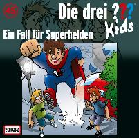 Cover-Bild zu Ein Fall für Superhelden