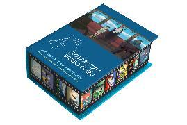 Cover-Bild zu Studio Ghibli: 100 Collectible Postcards von Studio Ghibli (Fotogr.)