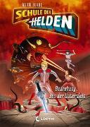 Cover-Bild zu Blade, Adam: Schule der Helden - Bedrohung aus der Unterwelt