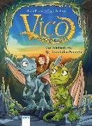 Cover-Bild zu Pautsch, Oliver: Vico Drachenbruder / Vico Drachenbruder (1). Das Geheimnis des funkelnden Amuletts