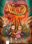 Cover-Bild zu Pautsch, Oliver: Vico Drachenbruder (3). Der Schatz im Feuerberg