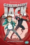 Cover-Bild zu Singer Hunt, Elizabeth: Geheimagent Jack - Das DaVinci-Geheimnis