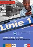 Cover-Bild zu Linie 1 A1. Testheft mit Audio-CD. Ausgabe für Österreich von Althaus, Kirsten