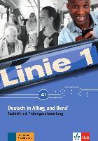 Cover-Bild zu Linie 1 A1. Testheft mit Audio-CD von Althaus, Kirsten