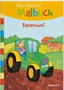 Cover-Bild zu Beurenmeister, Corina (Illustr.): Mein schönstes Malbuch. Bauernhof