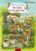 Cover-Bild zu Danielsson, Kennert: Mit Findus durchs ganze Jahr