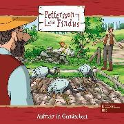 Cover-Bild zu Nordqvist, Sven: Folge 3: Aufruhr im Gemüsebeet + drei Geschichten (Das Original-Hörspiel zur TV-Serie) (Audio Download)