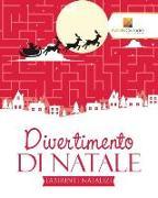 Cover-Bild zu Divertimento Di Natale von Activity Crusades