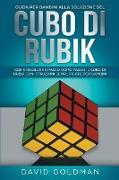 Cover-Bild zu Guida per bambini alla soluzione del Cubo di Rubik von Goldman, David