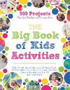 Cover-Bild zu Homer, Holly: The Big Book of Kids Activities (eBook)