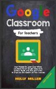 Cover-Bild zu Miller, Holly: Google Classroom