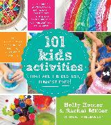 Cover-Bild zu Homer, Holly: 101 Kids Activities That Are the Bestest, Funnest Ever! (eBook)