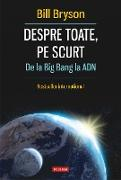 Cover-Bild zu Bryson, Bill: Despre toate, pe scurt: de la Big Bang la ADN (eBook)