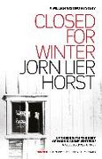 Cover-Bild zu Horst, Jorn Lier: Closed For Winter (eBook)