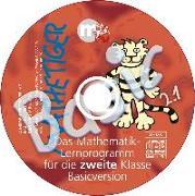 Cover-Bild zu Mathetiger Basic 2 Version 2.0. CD-ROM. Bayern von Keller, Karl H