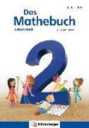 Cover-Bild zu Das Mathebuch 2 - Arbeitsheft · Ausgabe Bayern von Simon, Hendrik