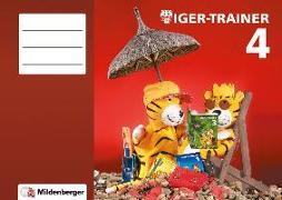 Cover-Bild zu Tiger-Trainer 4 - Arbeitsheft von Keller, Karl H