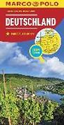Cover-Bild zu Deutschland. 1:800'000