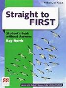 Cover-Bild zu Straight to First Student's Book without Answers Premium Pack von Norris, Roy
