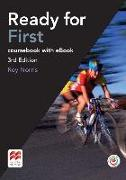 Cover-Bild zu Ready for First. 3rd edition. Student's Book Package with ebook and MPO - without Key von Norris, Roy