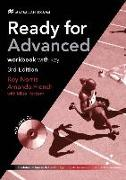 Cover-Bild zu Ready for CAE: Ready for Advanced. Workbook with Audio-CD and Key von Norris, Roy