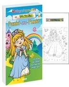 Cover-Bild zu garant Verlag GmbH (Hrsg.): Punkt-zu-Punkt mit Stift - Prinzessin