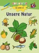 Cover-Bild zu garant Verlag GmbH (Hrsg.): Ausmalbuch - Unsere Natur