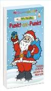 Cover-Bild zu garant Verlag GmbH (Hrsg.): Punkt-zu-Punkt mit Stift - Weihnachten