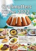 Cover-Bild zu garant Verlag GmbH (Hrsg.): Wochenkalender Großmutters Küche 2022