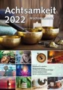 Cover-Bild zu garant Verlag GmbH (Hrsg.): Wochenkalender Achtsamkeit 2022