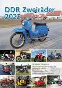 Cover-Bild zu garant Verlag GmbH (Hrsg.): DDR Zweiräder 2022 - Wochenkalender