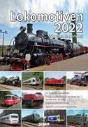 Cover-Bild zu garant Verlag GmbH (Hrsg.): Lokomotiven 2022 Wochenkalender
