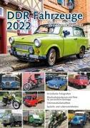 Cover-Bild zu garant Verlag GmbH (Hrsg.): DDR Fahrzeuge 2022 Wochenkalender