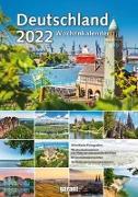 Cover-Bild zu garant Verlag GmbH (Hrsg.): Deutschland 2022 Wochenkalender