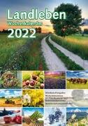 Cover-Bild zu garant Verlag GmbH (Hrsg.): Wochenkalender Landleben 2022