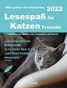 Cover-Bild zu garant Verlag GmbH (Hrsg.): Abreißkalender Katzenfreunde 2022