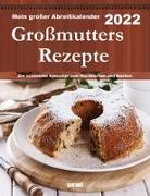 Cover-Bild zu garant Verlag GmbH (Hrsg.): Großmutters Rezepte 2022 Abreißkalender