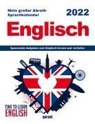 Cover-Bild zu garant Verlag GmbH (Hrsg.): Abreißkalender Englisch 2022