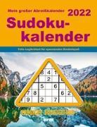 Cover-Bild zu garant Verlag GmbH (Hrsg.): Sudoku 2022 Abreißkalender